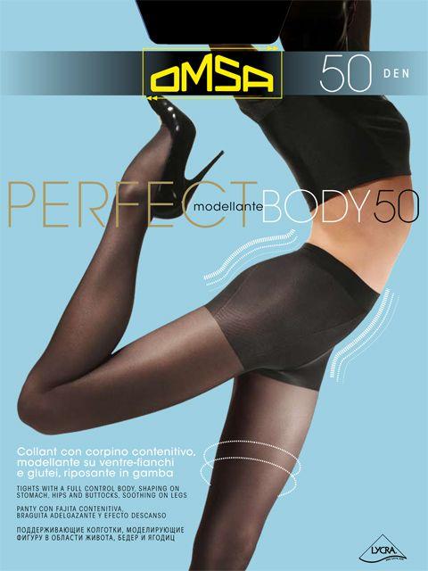 Колготки Perfect Body 50 Omsa