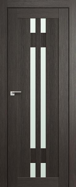 Дверь 40X  Стекло Матовое
