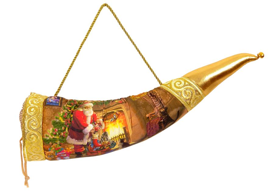 Рог изобилия золотой 700 грамм