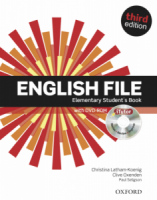 English File 3rd Elementary Students Book with iTutor DVD-ROM