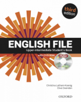 English File 3rd Upper-intermediate Students Book with iTutor DVD-ROM