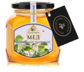 Липовый мёд (500гр)