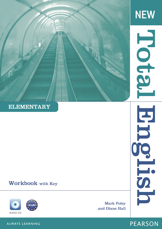 New Total English Elementary Workbook with Key and Active Book Class&Workbook MP3 CD