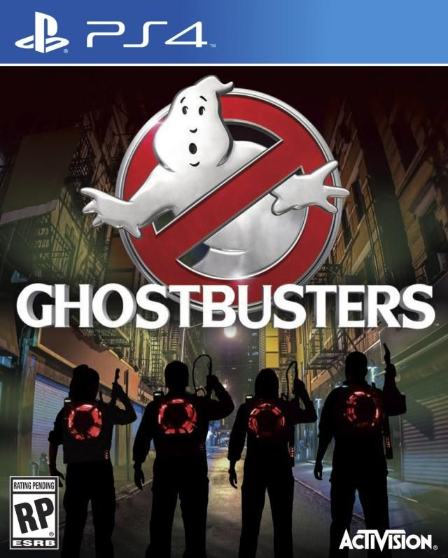 Игра Ghostbusters (PS4) Охотники за привидениями
