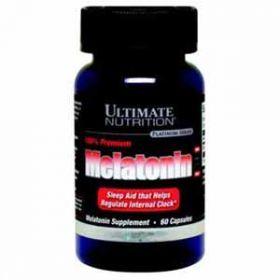 Ultimate Premium Melatonin 3mg / 60caps