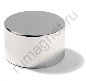 Купить неодимовый магнит 30x20 мм