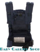 ERGO Baby CARRIER ORGANIC COLLECTION Twill Navy BC12TOMNL