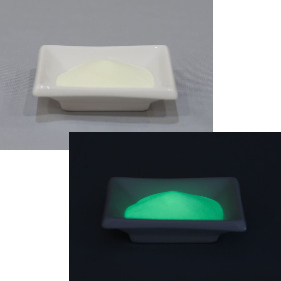 Люминофор зеленый 1 кг ЭКСТРА-ЯРКОЕ