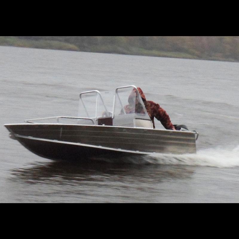 Wyatboat-390M с консолями NEW!!!