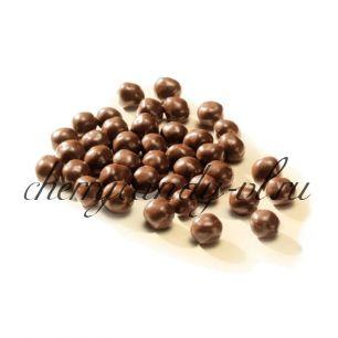 Crispearls -темные шоколадные жемчужины, Callebaut