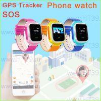 Детские часы с GPS-трекером Smart Baby Watch Q60