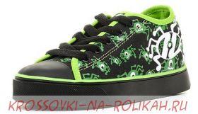 Роликовые кроссовки Heelys Quick 770443