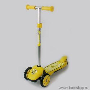 Самокат детский GW-TS-005 желтый