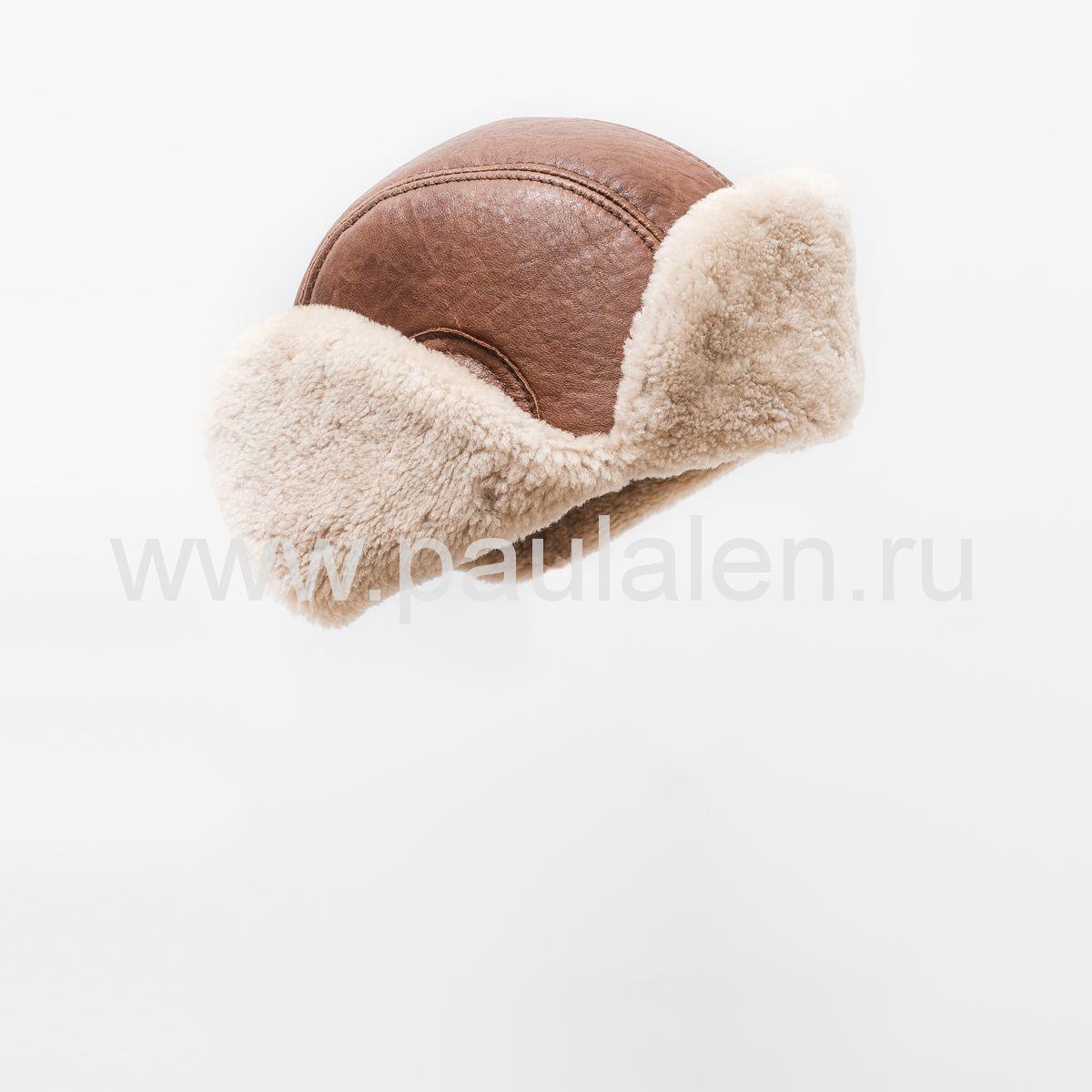 Шлем Авиатор ушанка