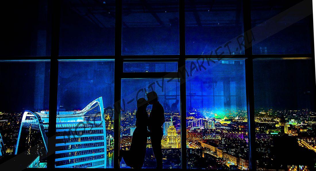 Романтическая ночь в Москва-Сити (Стандарт двухместный)