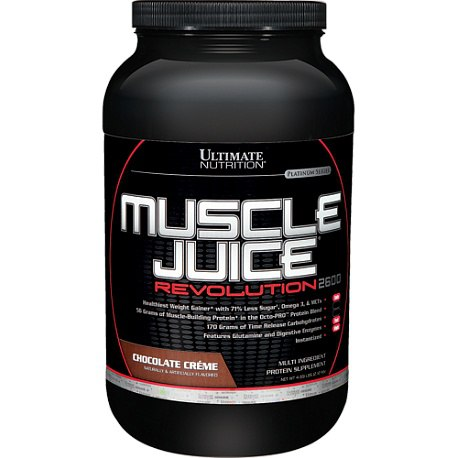 Muscle Juice Revolution 2120 гр, Ultimate Nutrition
