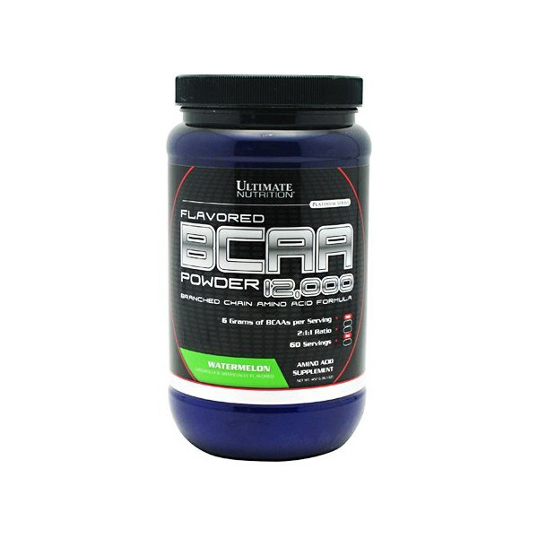 BCAA 12.000 Flavored, 400 г, от Ultimate Nutrition