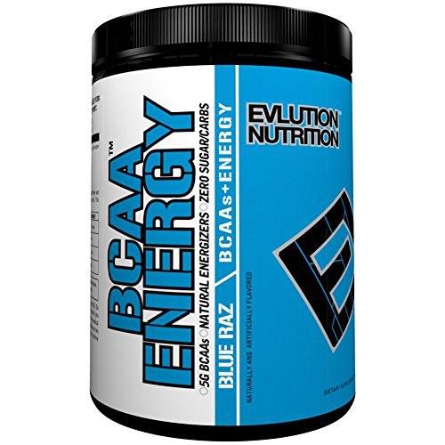 BCAA Energy, 270 гр, Evlution Nutrition