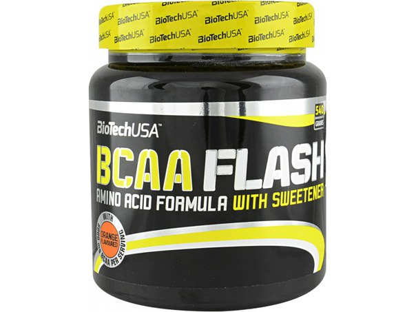 BCAA Flash 540 gr , BioTech