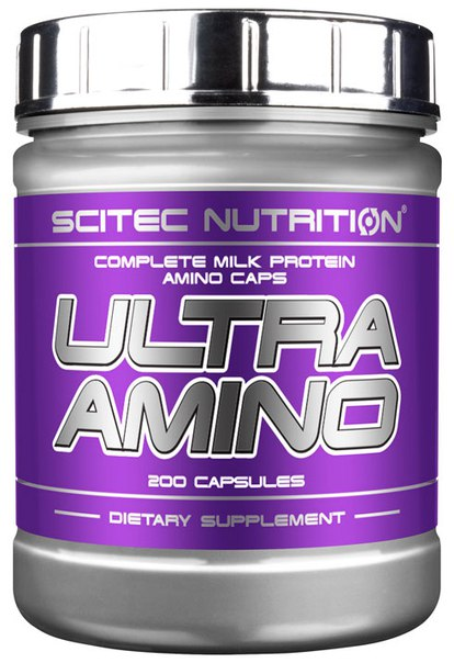 Ultra Amino 500 caps, Scitec Nutrition