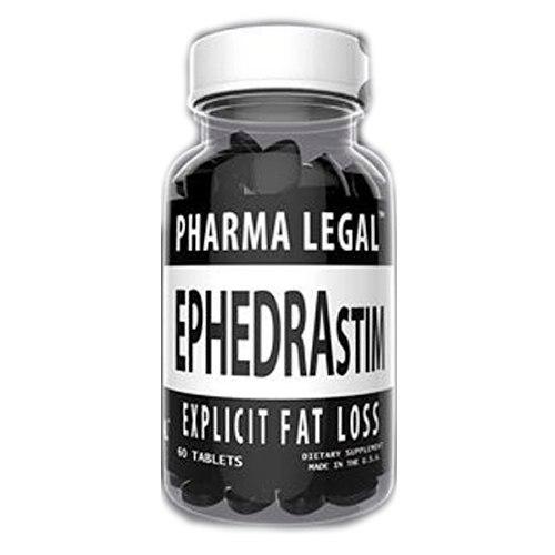 Ephedra Stim от Pharma Legal, 60 таб
