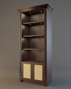 Шкаф для элитного алкоголя V023