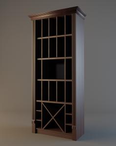 Шкаф для элитного алкоголя V013