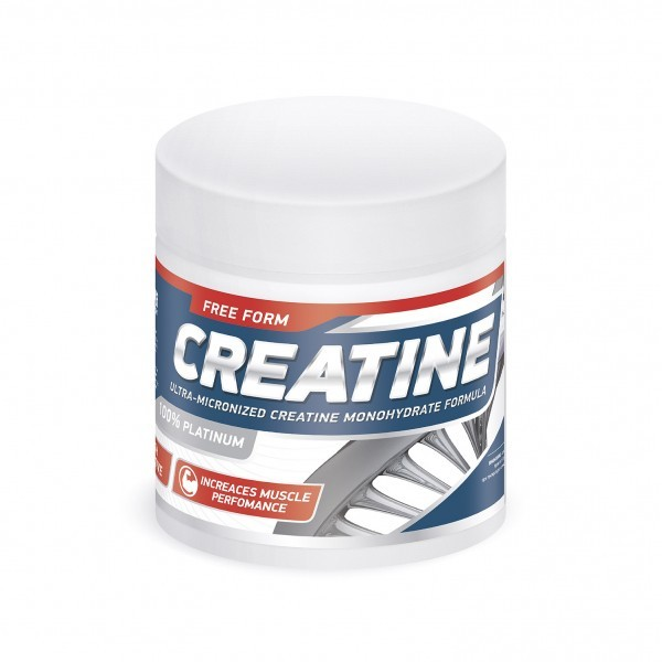 Creatine Powder, 300 г, от Genetic Lab