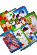 Носовые платки(детские)-7руб
