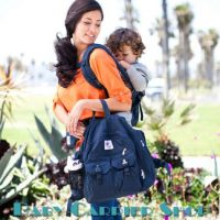 ERGO Baby BACKPACK ORGANIC Navy BP12TO
