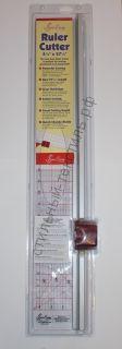 Линейка с ножом для раскроя Hemline (70см)