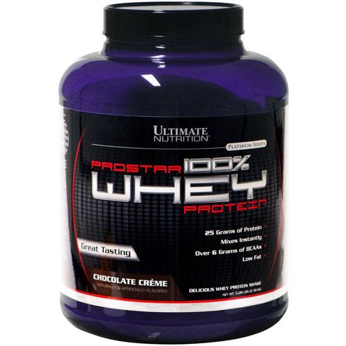 ULTIMATE NUTRITION Prostar Whey 5lb (2,39кг.) скл2 1-2дня
