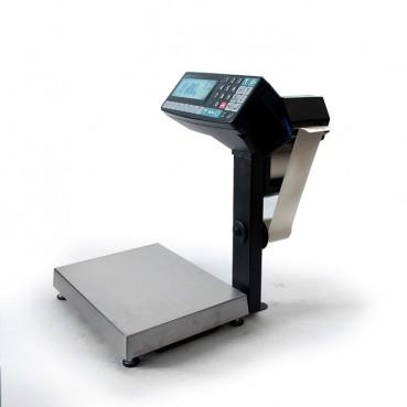 Фасовочные весы-регистраторы с печатью этикеток и чеков МАССА МК-32.2-RP10-1 (с подмоткой ленты)