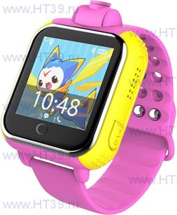 Детские часы Smart Baby Watch G10 Pink