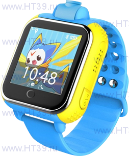 Детские часы Smart Baby Watch G10 Blue