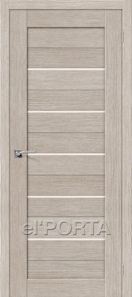 Межкомнатная дверь ПОРТА-22 Cappuccino