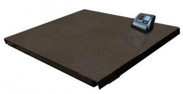 Весы платформенные МИДЛ МП 600 ВЕДА Ф-1 (100/200; 800х1000) «Циклоп 12»