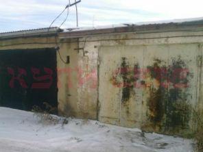 гараж в ГК Металлический в Сверловском р-не г. Иркутска