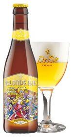 BLONDE BIE (Блонд Би) 8%, 0.33 л