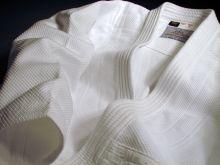 Куртка (уваги) для айкидо из Японии (IWATA) модель - DELUXE #300WA