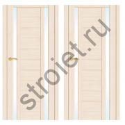 Двери L 23 микрофлекс  ясень