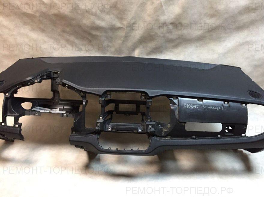 Панель приборов торпедо накладка для Киа Спортейдж