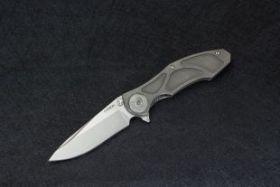 Exorcist M390 от Carson Tech Lab titanium