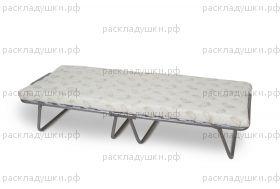 """Складная кровать """"Релакс 1"""" без колёсиков - усиленная и практичная!"""