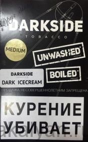 Dark Side Icecream- Medium