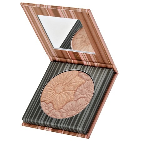 Румяна BH Floral Blush Duo Cheek Color - Bahama Bronze