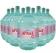 Вода Архыз 9 бутылей по 19 литров, пет