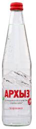 Вода Архыз газ 0,5 литра стекло (1 уп./20 бут.)