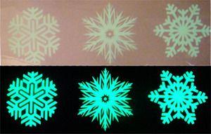 Светящаяся снежинка №3