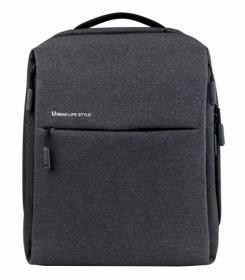 Рюкзак Xiaomi Mi minimalist urban Backpack Dark Grey